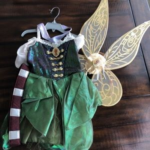Pirate Fairy Costume from the Disney store